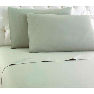 Short Queen Meadow RV Sheet Set