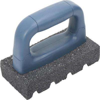 6 in. x 3 in. 20-Grit Rub Brick