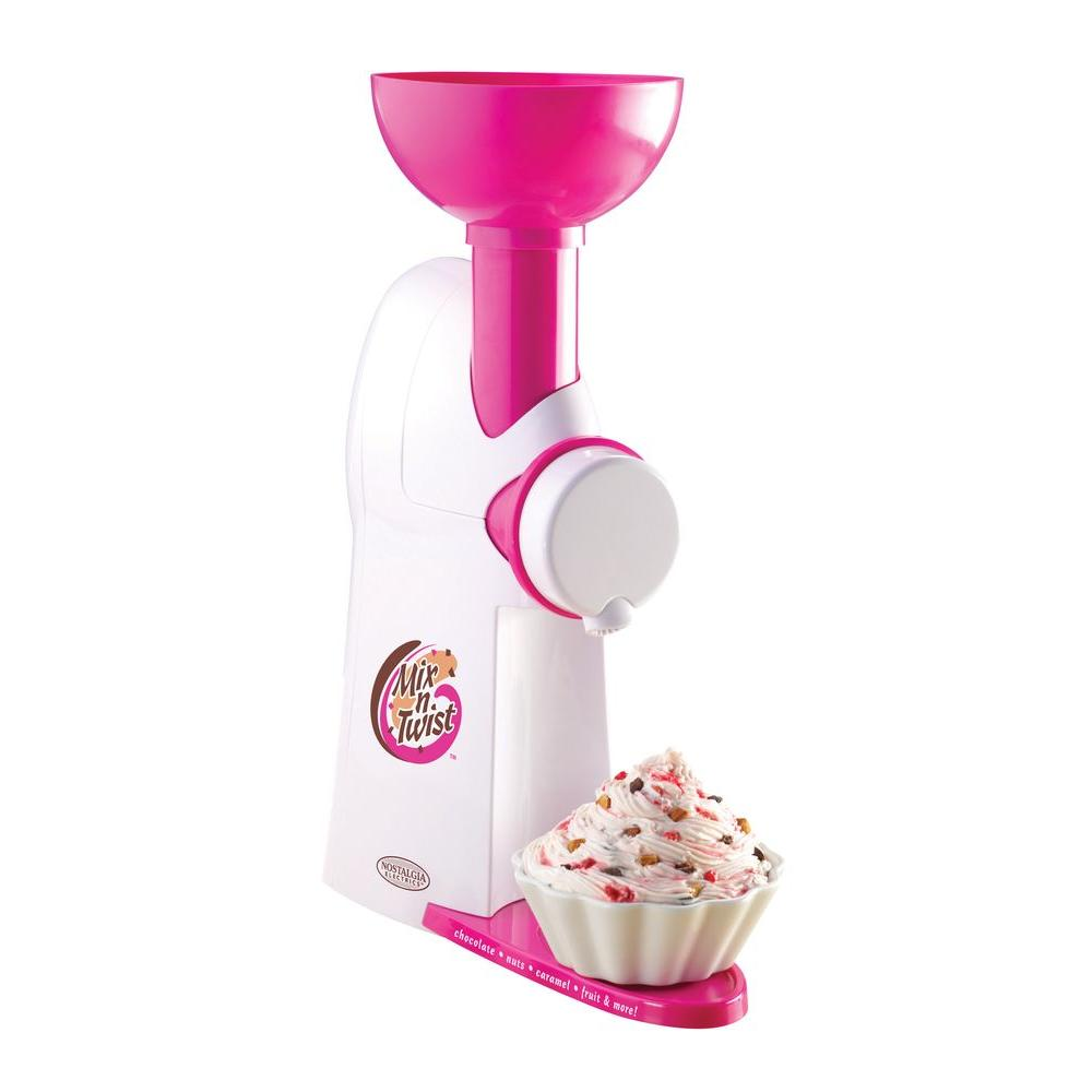 null Mix N Twist Ice Cream and Toppings Mixer