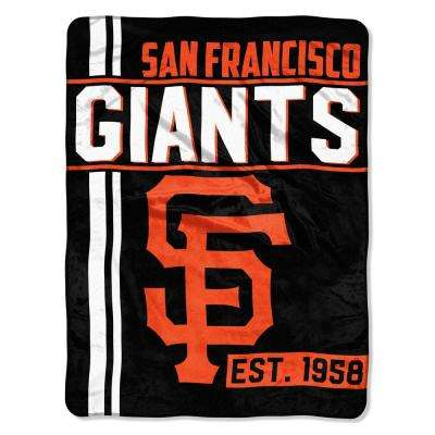 SF Giants Multi Color Polyester Walk off Micro