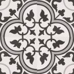 Cementine Laurel 16 in. x 16 in. Ceramic Floor and Wall Tile (17.22 sq. ft. / case)