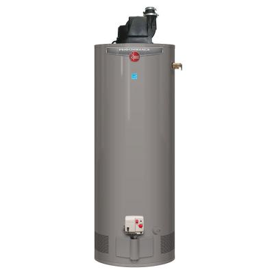 Performance 40 Gal. Tall 6 Year 40,000 BTU Natural Gas Power Vent Tank Water Heater
