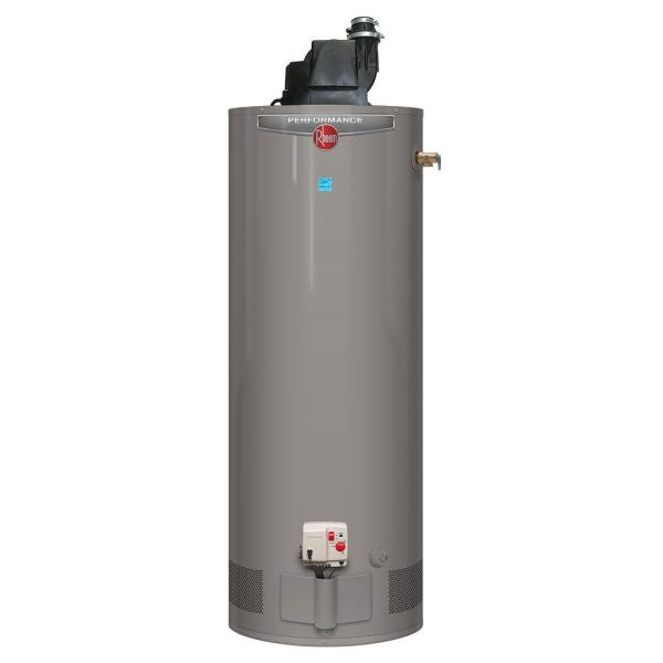 Performance 40 Gal. Tall 6 Year 36,000 BTU Liquid Propane Power Vent Tank Water Heater