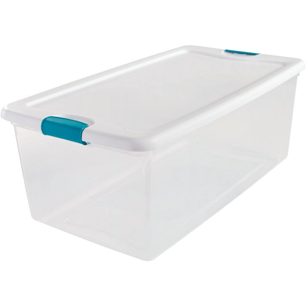 Sterilite 106 Qt Latching Storage Box