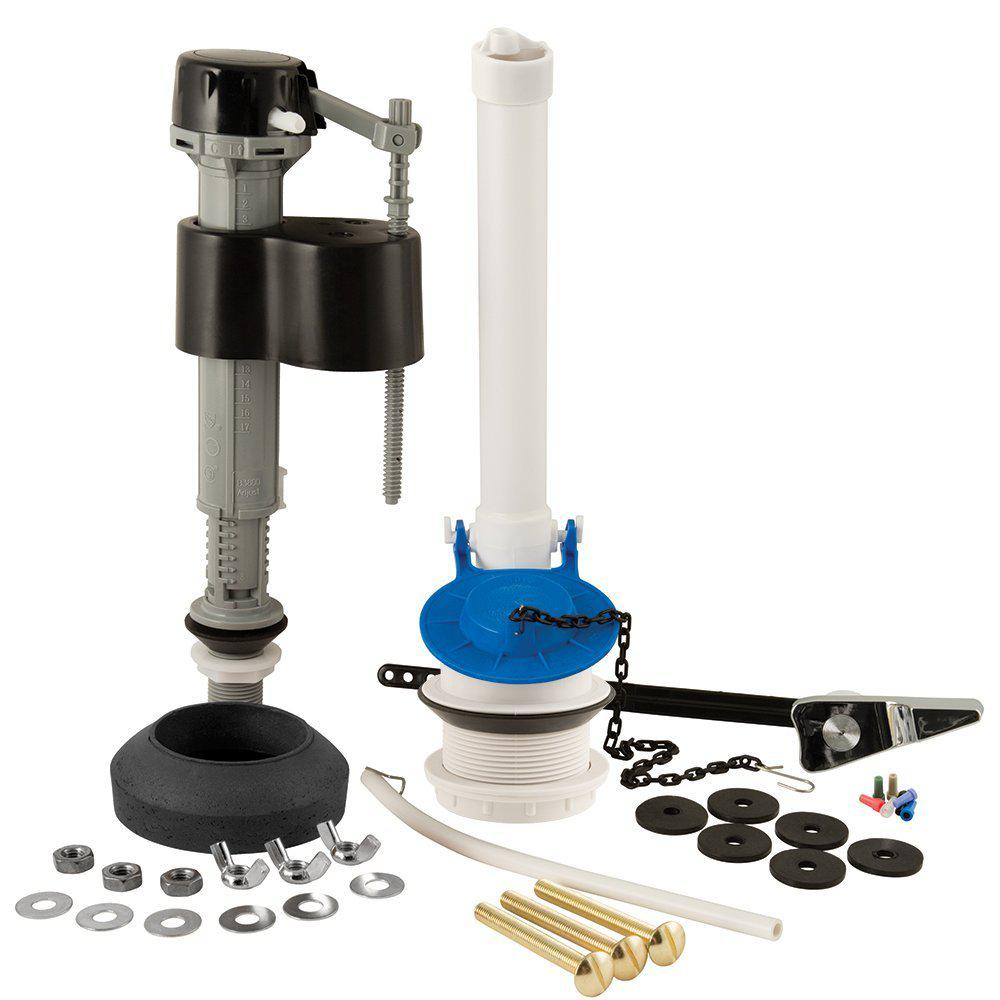 PlumbCraft Universal Complete Toilet Repair Kit