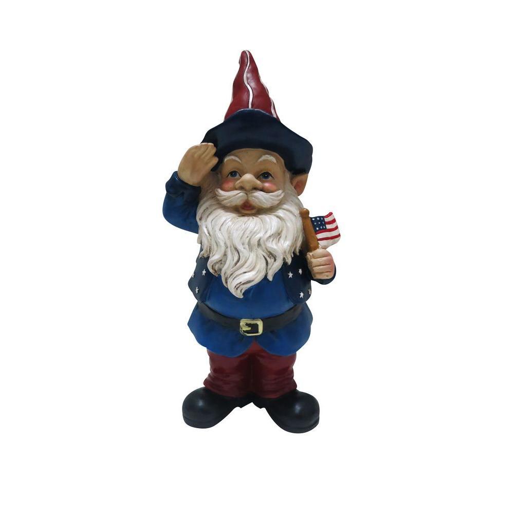 12 in. Americana Gnome