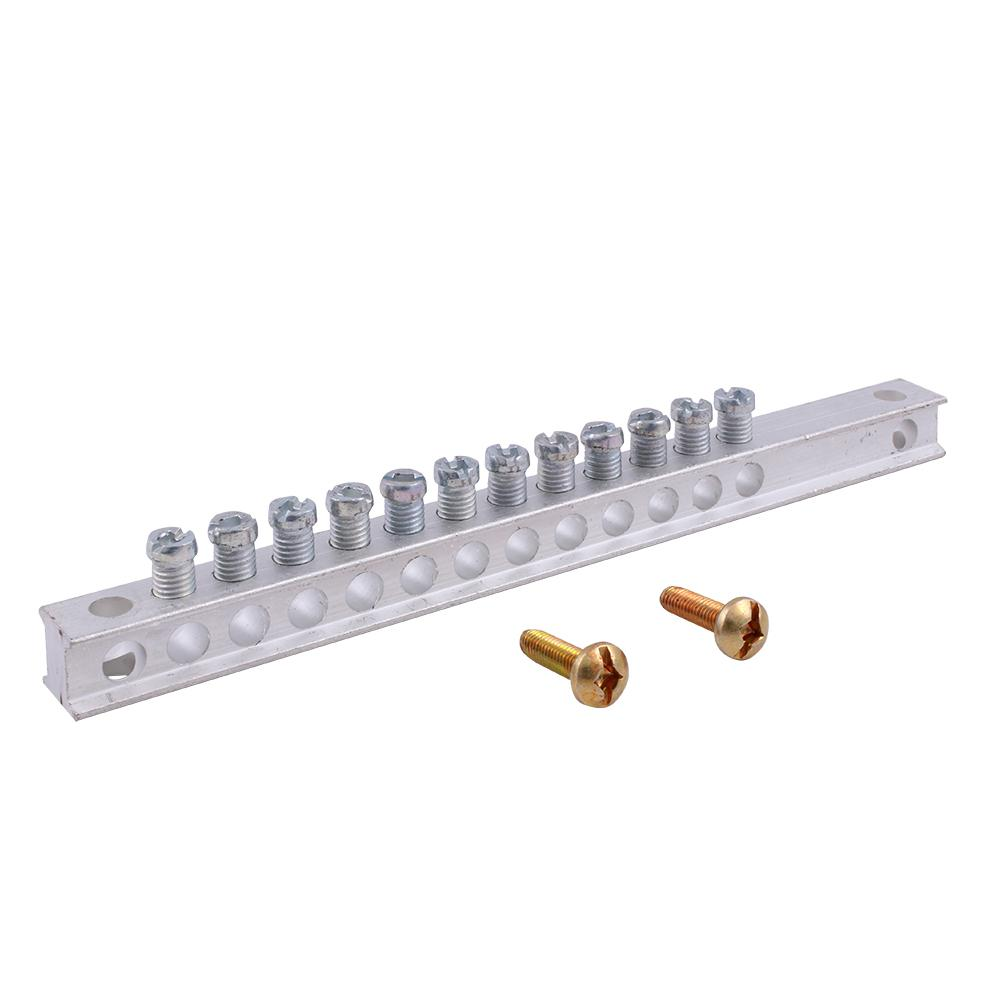 GE PowerMark Gold 12-Hole Grounding Bar Kit