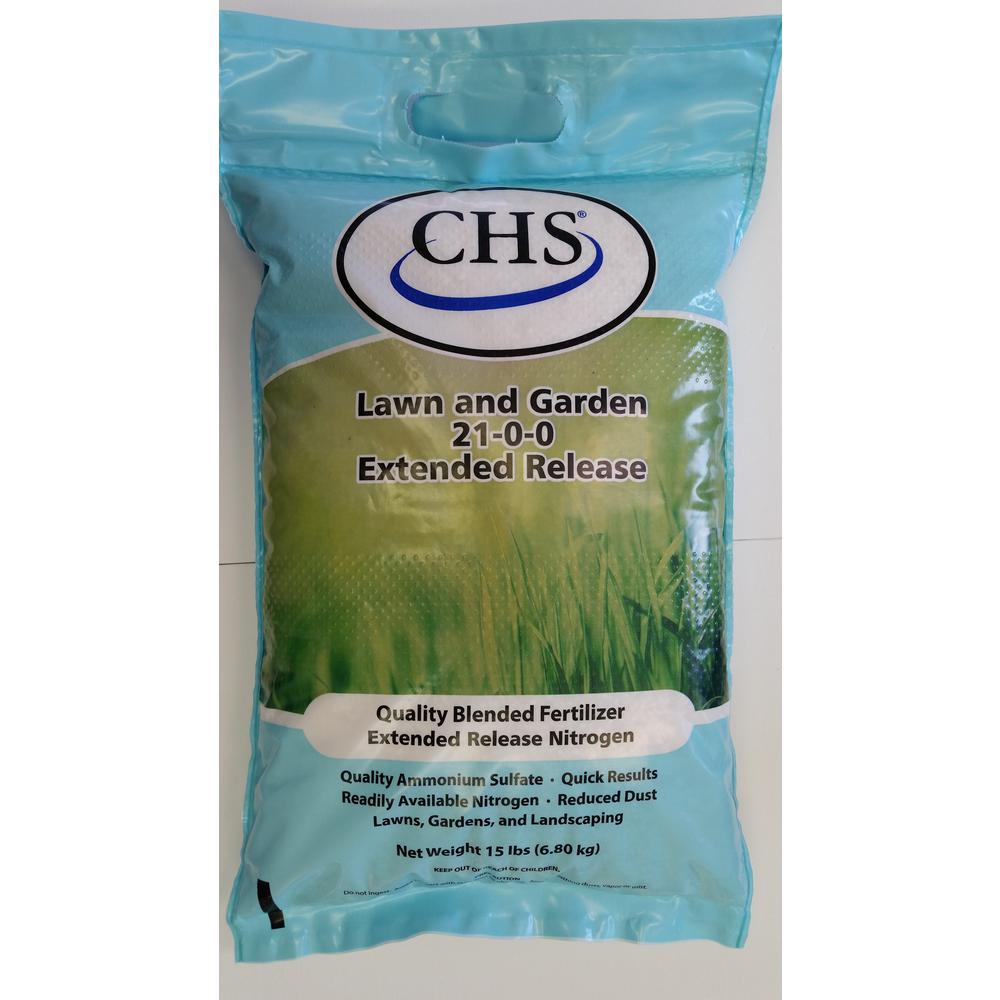 CHS 15 lb. 3000 sq. ft. Lawn and Garden Fertilizer