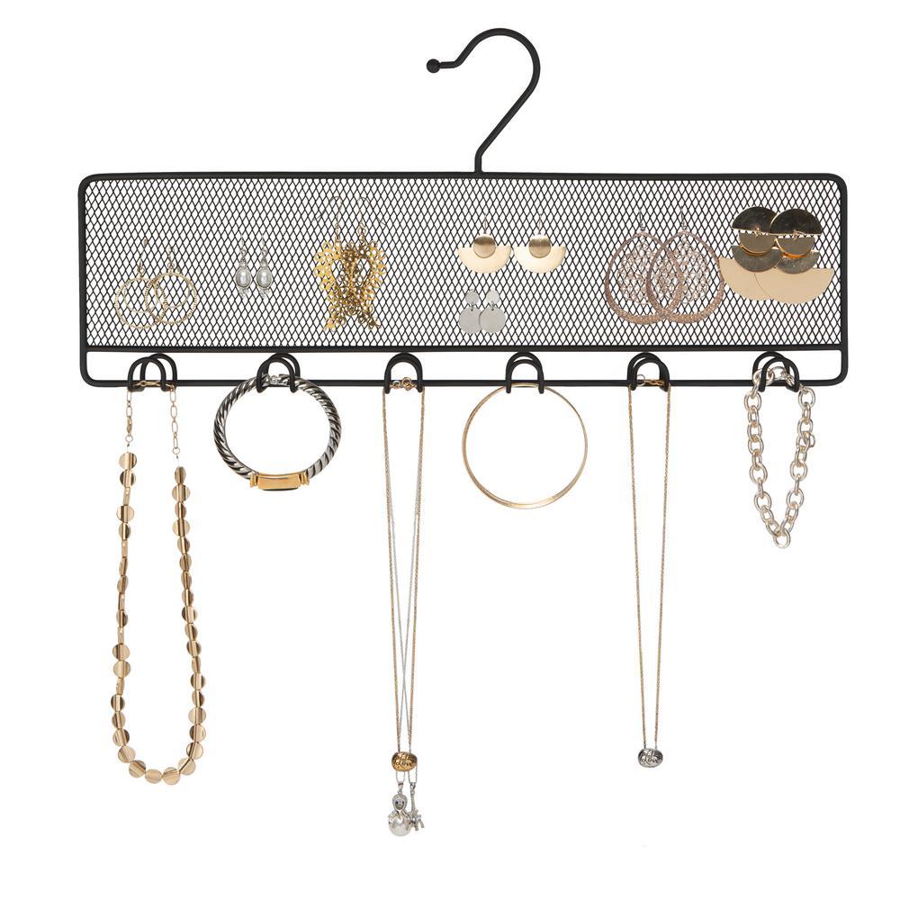 12 Hook Jewelry Storage Hanger