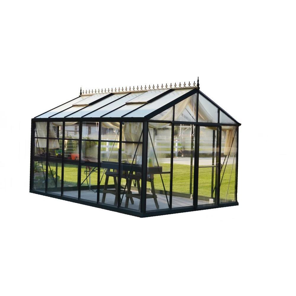 Exaco Royal Victorian 10 ft. x 15 ft. Greenhouse by Exaco