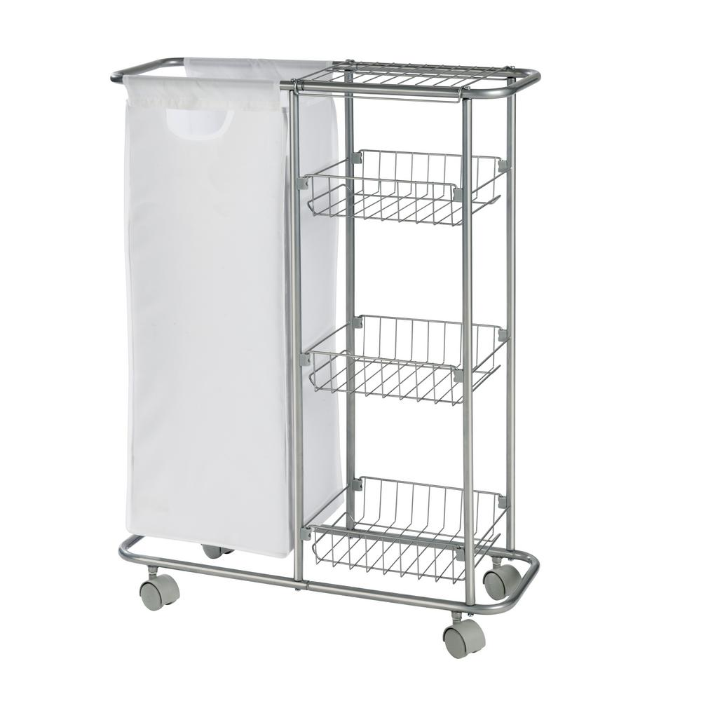 Delicieux Wenko Collecting Trolley Slim