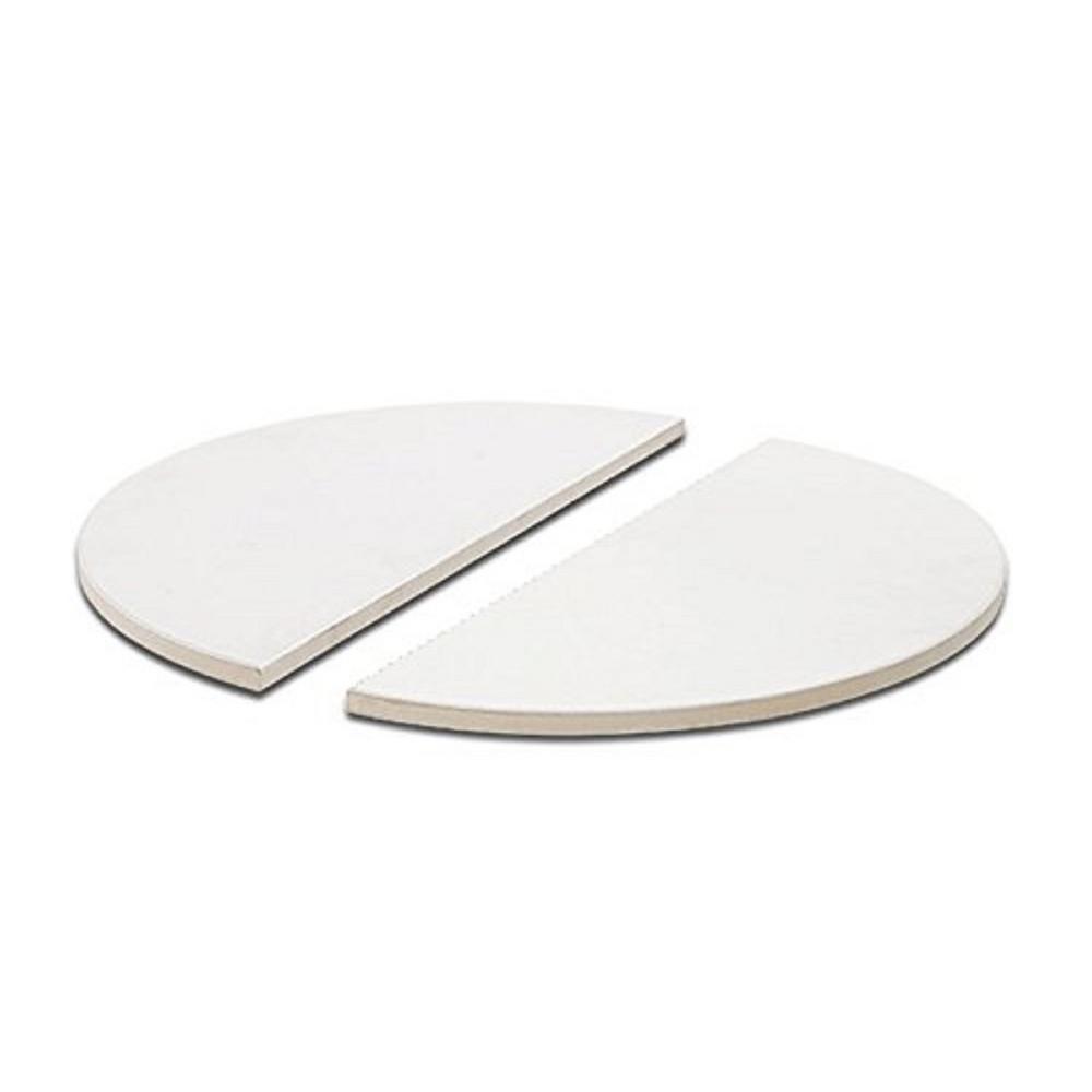 Kamado Joe Classic Joe - Half Moon Deflector Plate (2-Set)