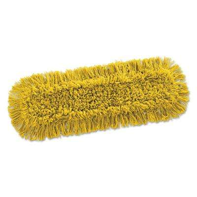 Maximizer 24 in. x 5.5 in. x 0.5 in. Dust Mop Pad in Gray