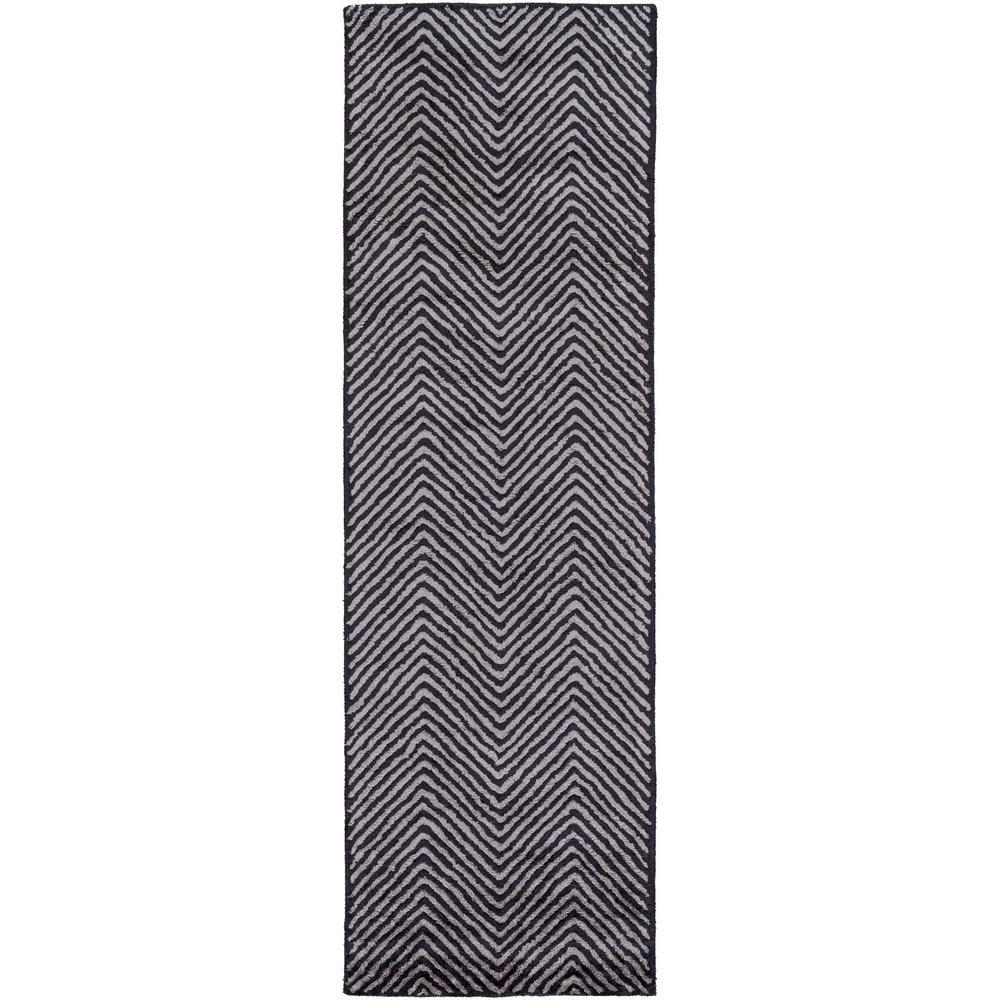 Artistic Weavers Beires Medium Gray 3 ft. x 8 ft. Runner Rug