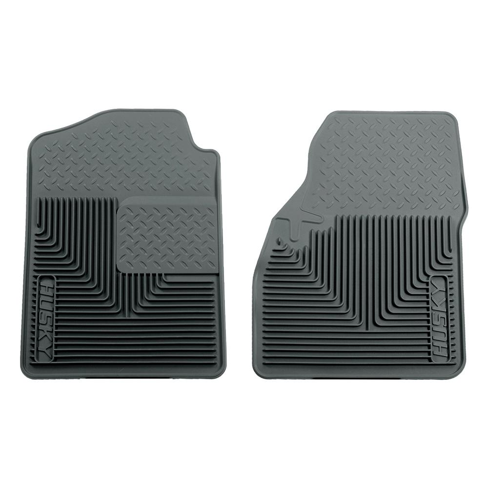 Husky Liners Front Floor Mats Fits 00 06 Chevy Silverado Gmc Sierra 51032 The Home Depot