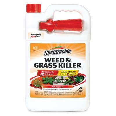 Weed and Grass Killer 128 oz. Ready-to-Use Sprayer