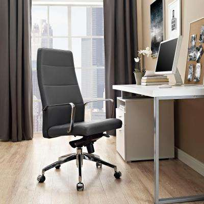 Stride Highback Office Chair in Gray