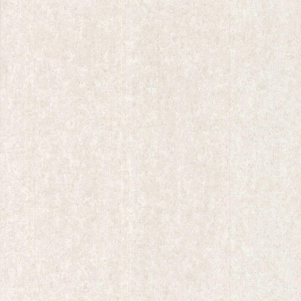 Hessian Paintable White Wallpaper