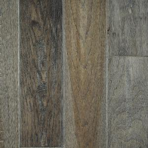 Blue Ridge Hardwood Flooring Hickory Heritage Grey Solid
