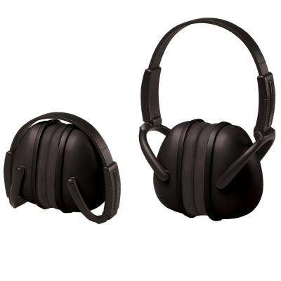 239 Folding Earmuff NRR 23dB in Black