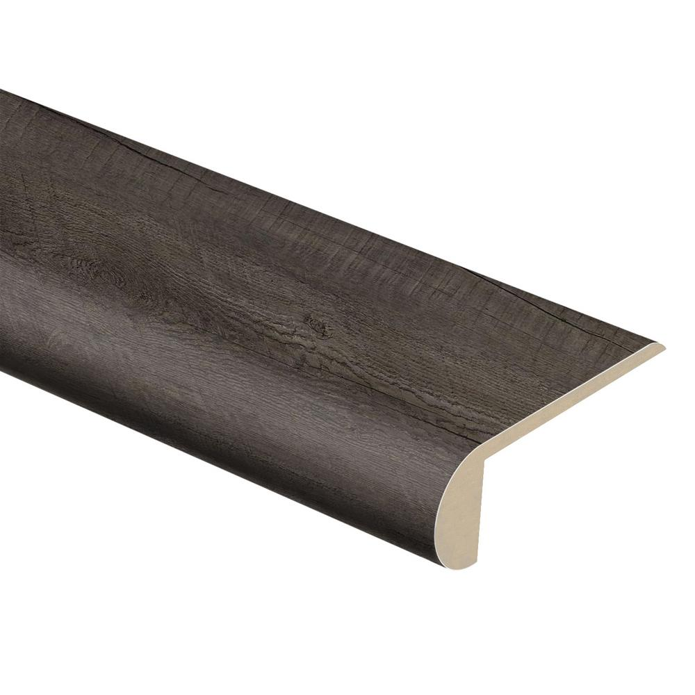 Zamma Dark Oak Arezzo Dark 1 In Thick X 3 In Wide X 94