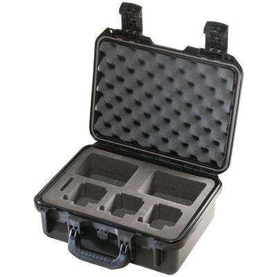 11.4 in. Storm Tool Case in. Black