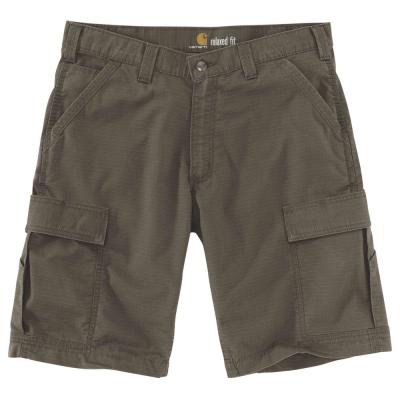 Men's 38 in. Tarmac Cotton/Polyester Force Broxton Cargo Short
