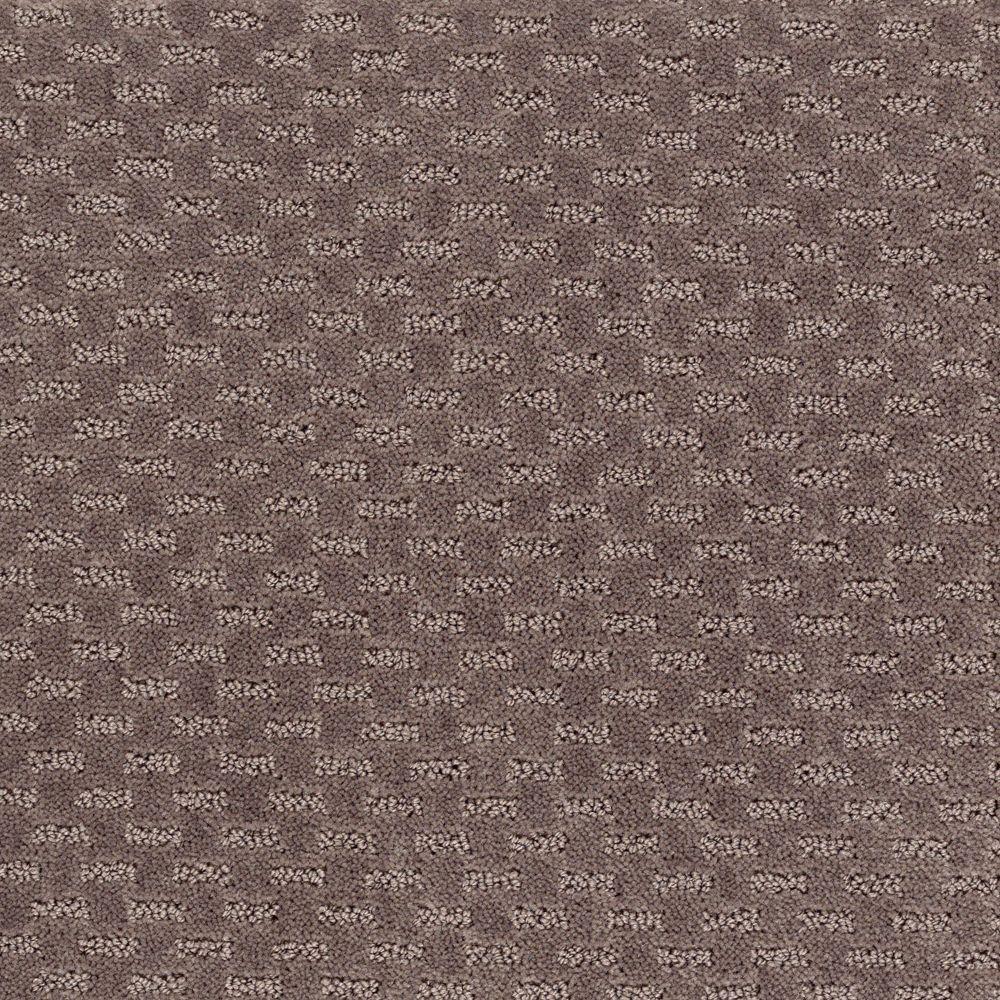 Quiet Reflection - Color Dockside Pattern 12 ft. Carpet