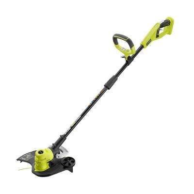 ONE+ 18-Volt Lithium-Ion Cordless Battery Electric String Trimmer/Edger (Tool Only)