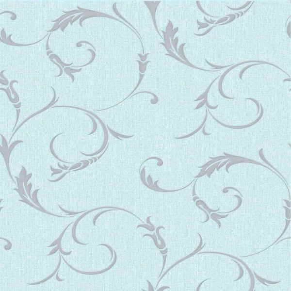 Graham & Brown Blue Athena Wallpaper 20-728