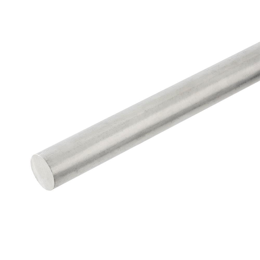 1/4 in. x 48 in. Aluminum Round Rod