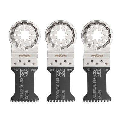 1-3/8 in. E-Cut Precision Bi-Metal Saw Blade (3-Pack)