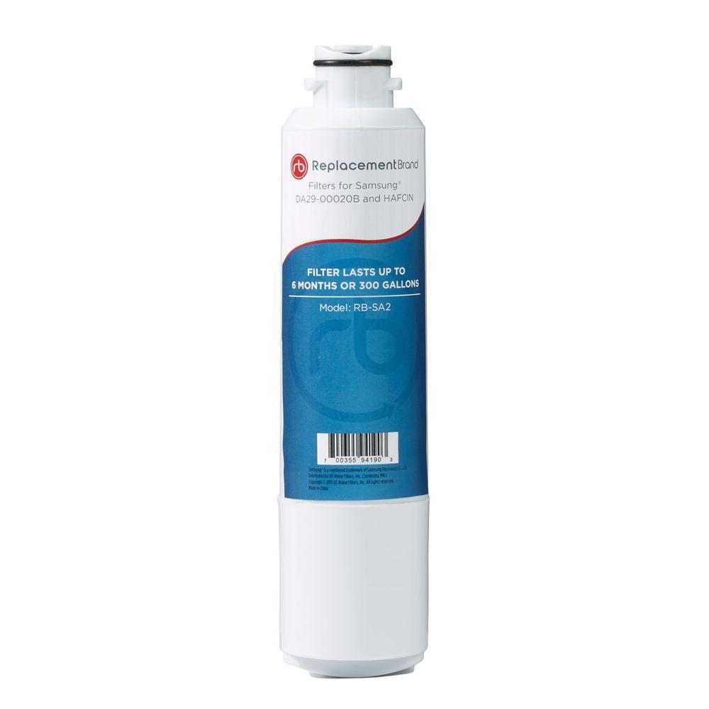 Samsung Aqua-Pure Plus DA29-00020B Comparable Refrigerator Water Filter
