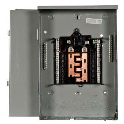 PL Series 100 Amp 12-Space 24-Circuit Main Breaker Outdoor Load Center