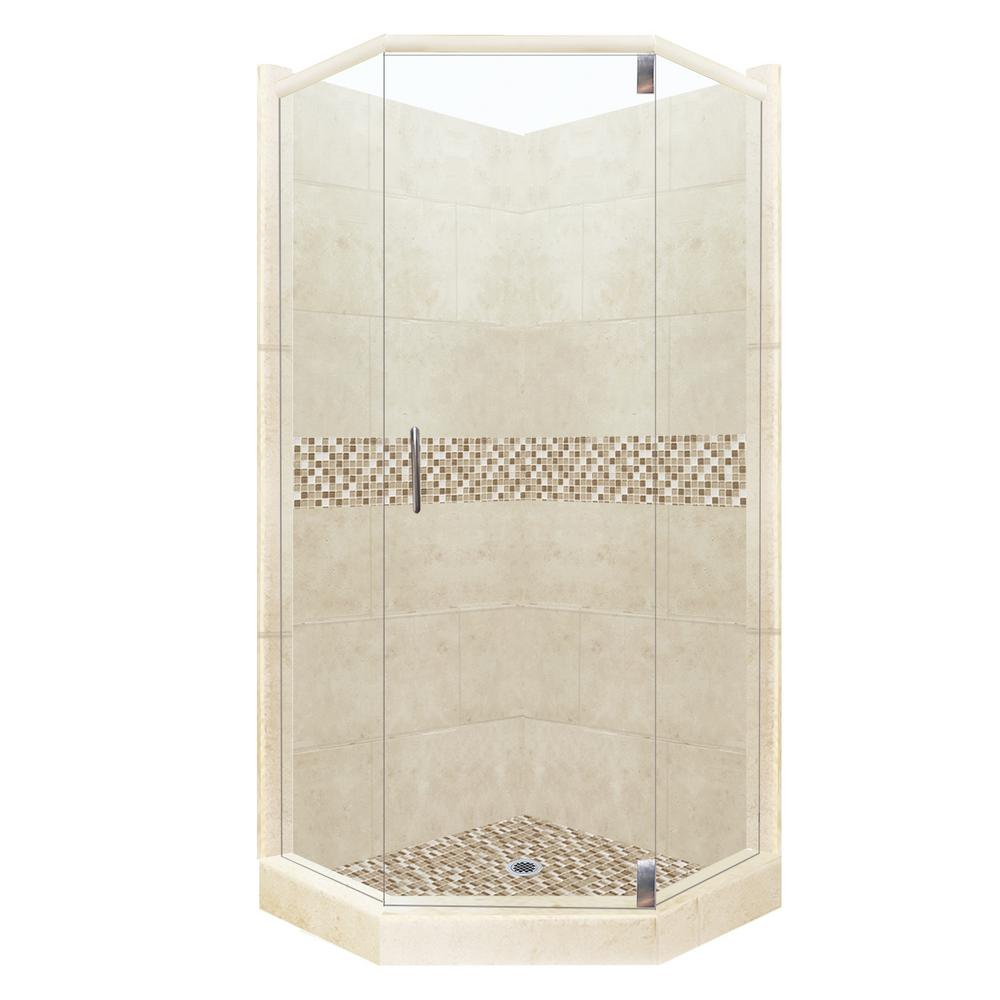 Roma Grand Hinged 36 in. x 48 in. x 80 in.