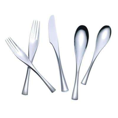 Merge Duo 5-Piece Flatware Place Setting