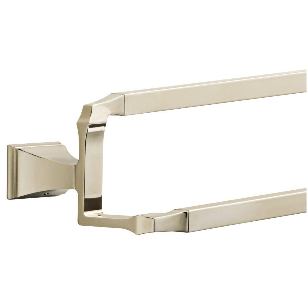 American Standard Townsend 24 In Towel Bar In Polished