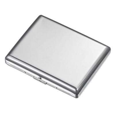 Jesse Chrome Plated Cigarette Case