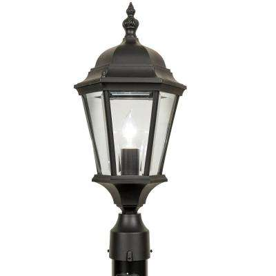 Altina Outdoor Black Post Light