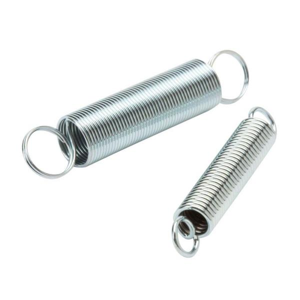 1/4 in. x 1-1/2 in. and 11/32 in. x 1-7/8 in. Zinc-Plated Extension Spring (4-pack)