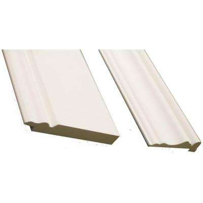 8 ft. MDF Cape Cod Estate Moulding Trim Pack (4-Piece)