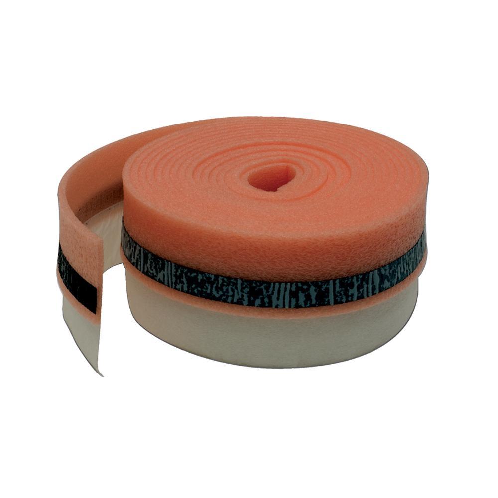 Bekotec-BRS/KF 3-1/8 in. x 82 ft. Polyethylene Foam Tile Edging Strip