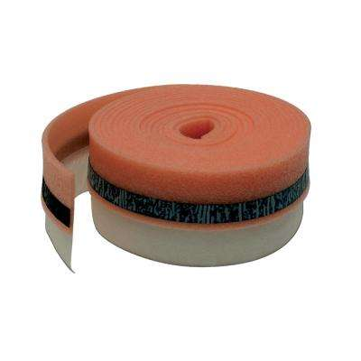 Bekotec-BRS/KF 3-1/8 in. x 82 ft. Polyethylene Foam Tile Edging Strip