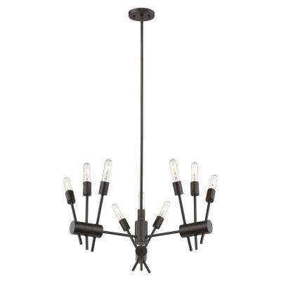 Willsboro 9-Light / Bronze Pendant