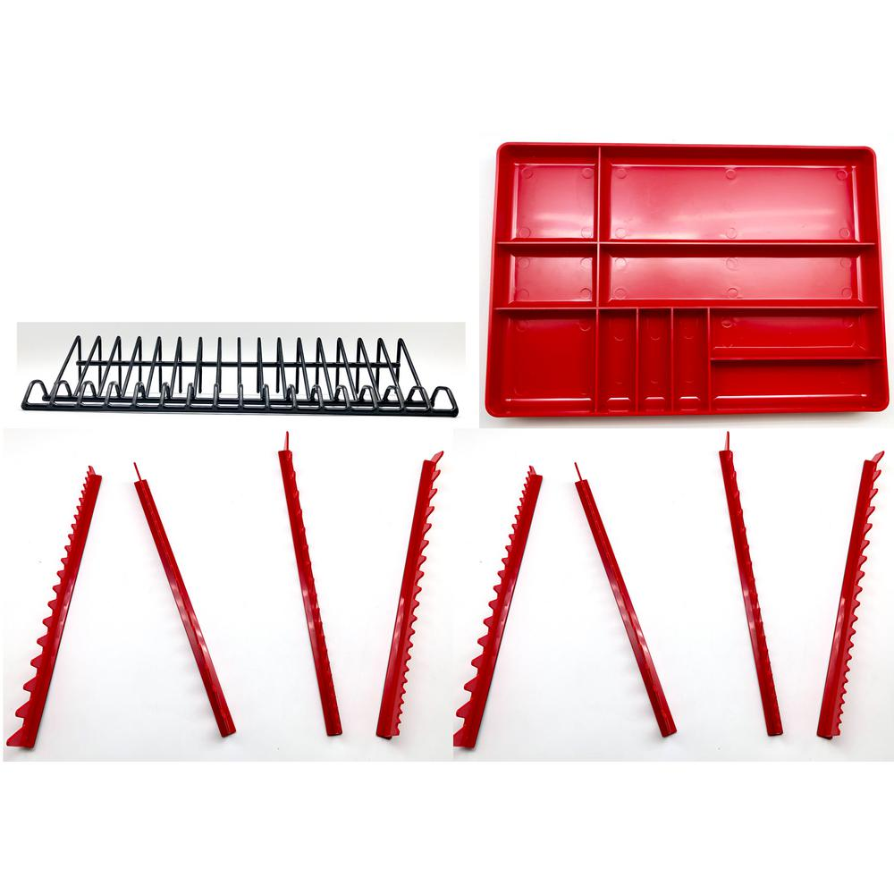 Industro Industro Tool Storage Organizer Set (12-Piece)