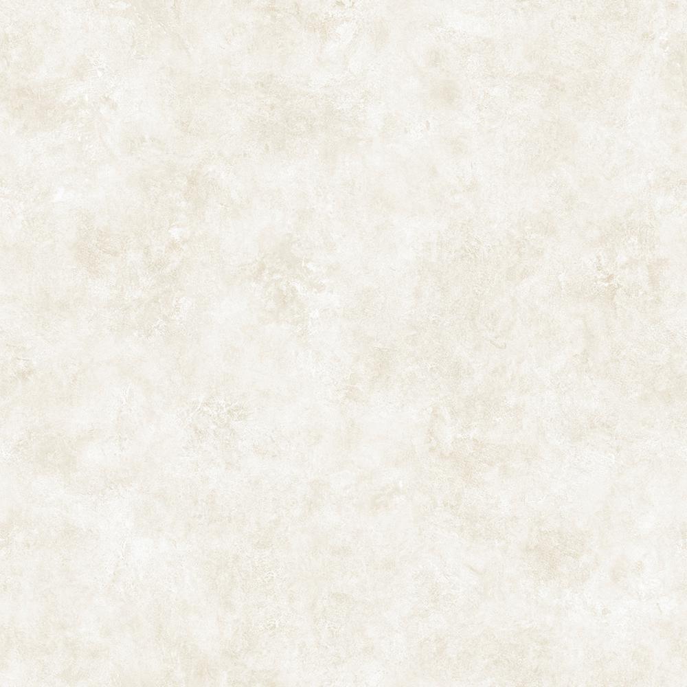 Zoe Snow Coco Texture Wallpaper, White