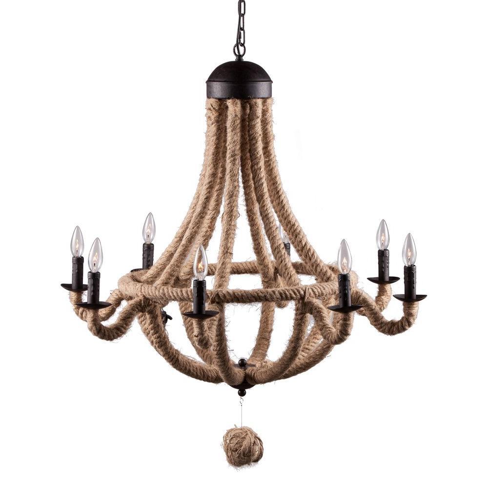 Celestine Twine Ceiling Lamp