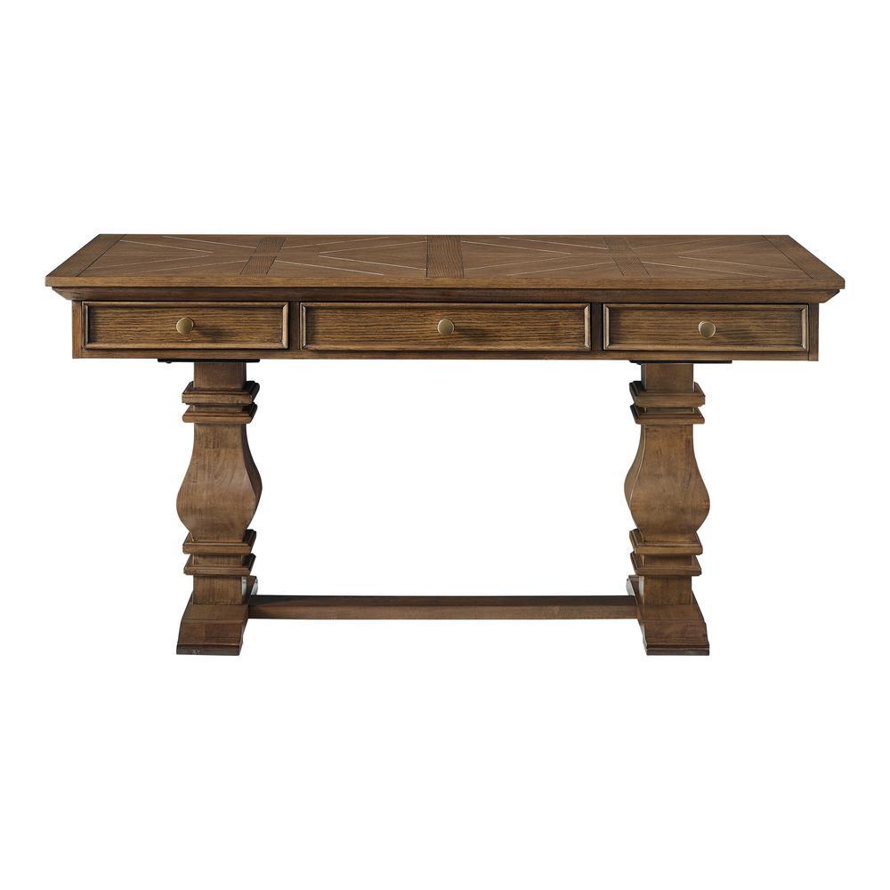Eldridge - Desk with Drawer in Haze