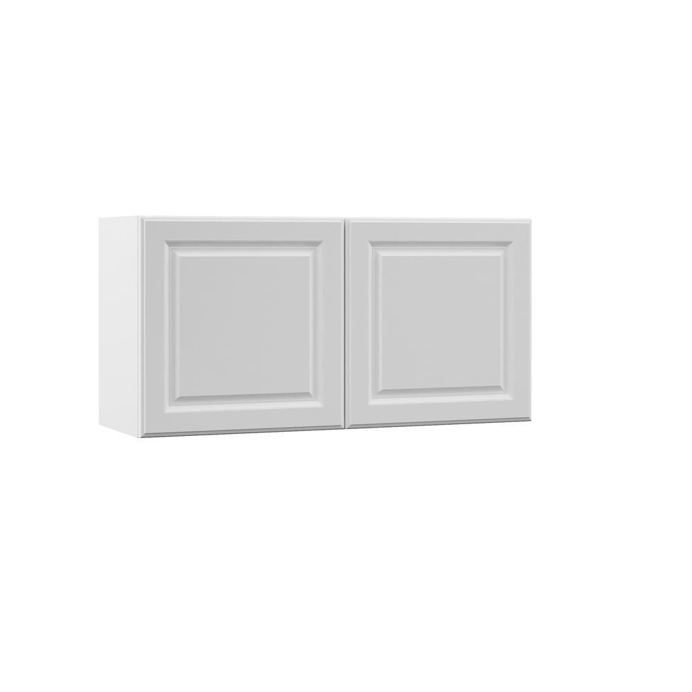 Online Kitchen Cabinet Design Tool: Hampton Bay Designer Series Elgin Assembled 36x18x12 In