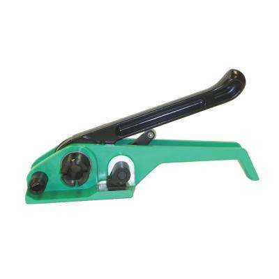 Plastic Strapping Tensioner for use on 3/8 in. 1/2 in. 5/8 in. or 3/4 in. Straps